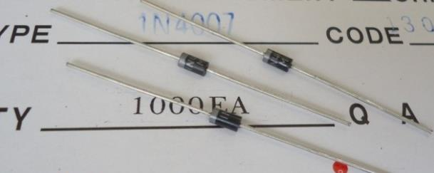 In4007 <font><b>1n4007</b></font> uf4007 rectifier diode m7 in4007 in42patients <font><b>1000PCS</b></font>/LOT image