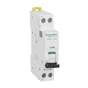 AC 1P+N miniature circuit breaker protector iDPNa 1P NC 6A 10A 16A 20A 25A 32A 40A air switch dz47 63 miniature circuit breaker air switch 1p2p3p4p household air switch leakage 6a 32a 63a