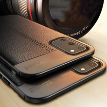 Leather Case For Samsung S10 Lite Case Cover