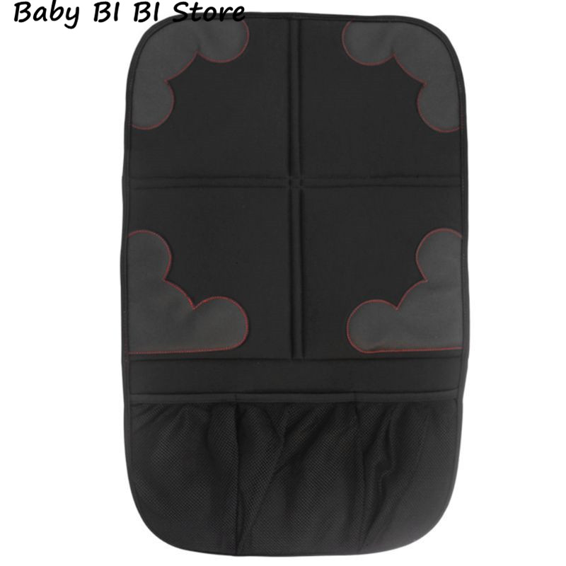 Short Car Seats Protector Cover Children Baby Kids Safety Seat Non-slip Pad Interior Accessories Decoration New Anti Slip Mat