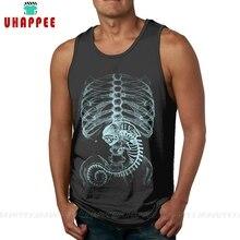 Casual Alien Covenant Prometheus Men's  Tank Top Shirt Male's Over Size Tank Tops