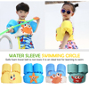 Cartoon Printing Inflatable Float Ring Baby Float Cartoon Arm Sleeve Life Jacket Floating Pool Training Swimming Ring