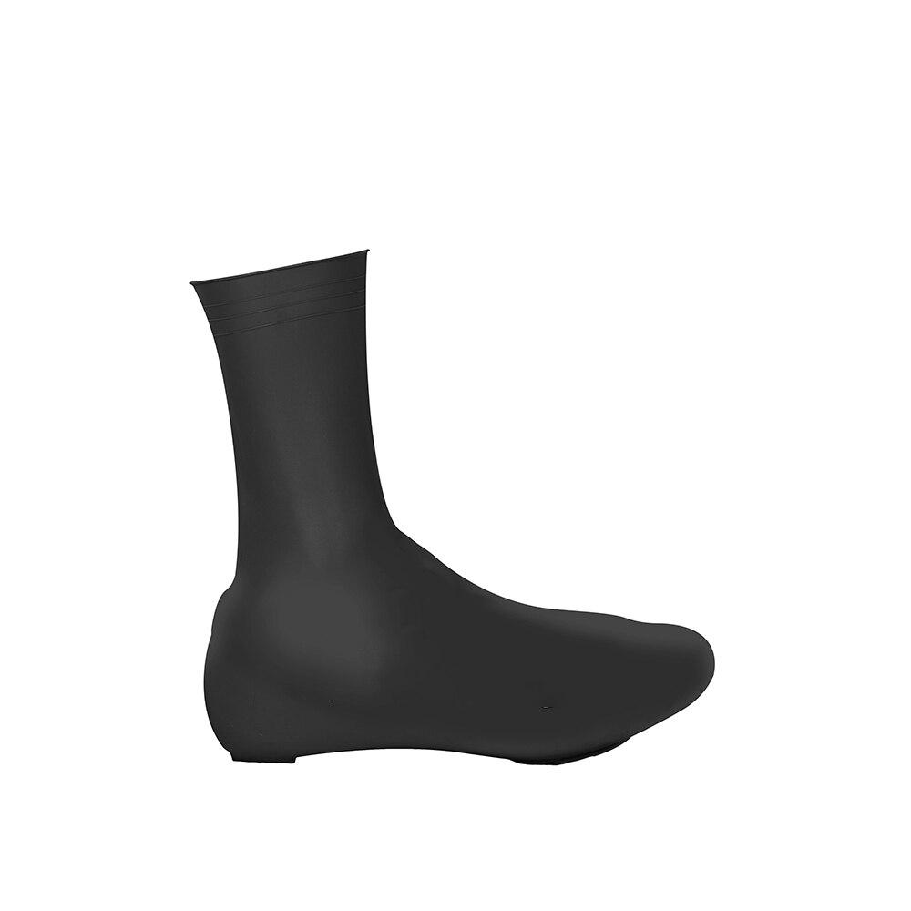 OEM kolarstwo buty rowerowe pokrycie niestandardowe lub bez logo Unisex wodoodporne wiatroszczelne buty rowerowe pokrycie niski wiatr aerodynamika jazda na rowerze