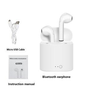 Image 4 - Écouteurs Bluetooth i7s tws pro fone de ouvido bluetooth sans fil inalambrico pour Xiaomi, Huawei et autres smartphones