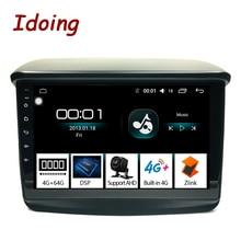 """Idoing 9 """"4G + 64G 2.5D dla Mitsubishi Pajero Sport 2013 Radio samochodowe multimedialny odtwarzacz wideo nawigacja GPS akcesoria Sedan bez DVD"""