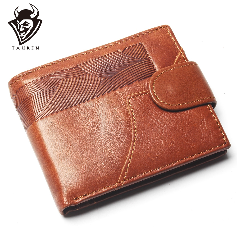 New Coin Purse Cheap Mens Special Embossing Wallet Genuine Leather Coin Purse For Men Card Holder Strong Wallet
