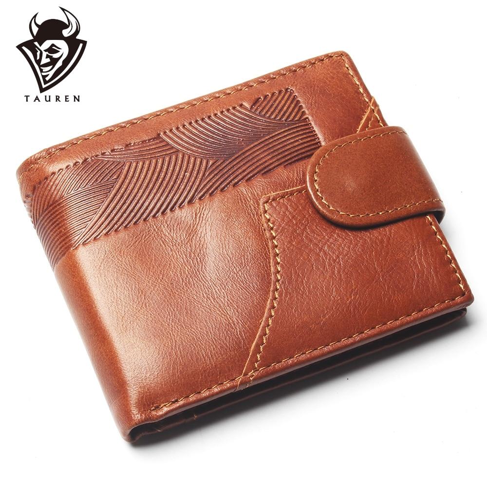 Nouveau porte-monnaie pas cher hommes spécial gaufrage portefeuille en cuir véritable porte-monnaie pour hommes porte-carte fort portefeuille
