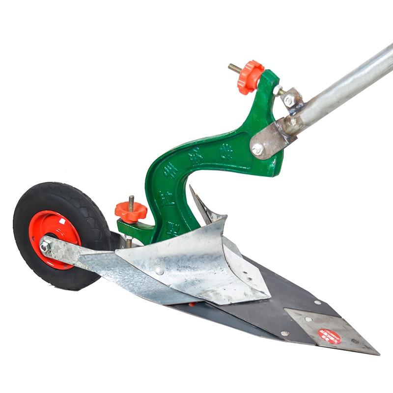 20 60cm width Hand turning soil, hand plow, hand held tillage, plow hand pull ridger tool, labor saving weeding tool|Hydraulic Tools| - AliExpress