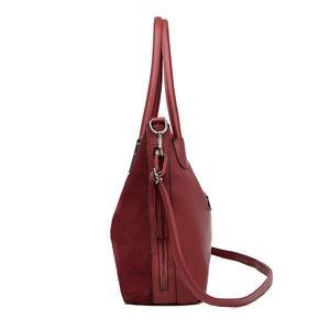Image 3 - YASICAIDI sacs à Main en cuir PU, fourre tout à poignée supérieure pour femmes, sacoche à bandoulière, sacoche décontracté