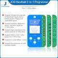 Jc v1s telefone ture tone reparação programador para iphone 7 7 p 8 x xs xs xs max 11 pro max bateria impressão digital sn leitor