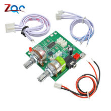 DC 5V 20W 2.1 Dual Channel 3D Surround Stereo Kelas D Amplifier Amp Papan Modul UNTUK ARDUINO dengan Kabel(China)