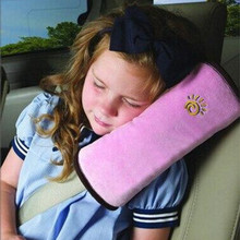 Children Car Auto Safety Seat Belt Baby Pillow Protection Covers  Harness Shoulder Pad Cover Cushion Support Pillow
