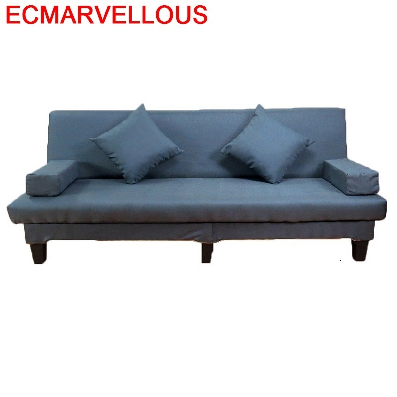 Folding Home Copridivano Divano Puff Asiento Set Moderno Para Zitzak Cama Plegable Mobilya Furniture Mueble De Sala Sofa Bed