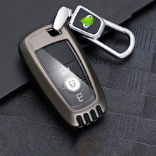 Car Key Case Cover for Ford Fusion Mustang Explorer F150 F250 F350 2018 2017 EcoSport Edge S-MAX Ranger Lincoln Mondeo fiesta