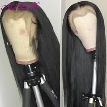 Frente do laço perucas de cabelo humano 30 Polegada em linha reta peruca dianteira do laço para as mulheres fechamento brasileiro peruca transparente 13x6 hd peruca frontal do laço