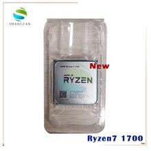 New AMD Ryzen 7 1700 R7 1700 3.0 GHz Eight Core Sixteen Thread CPU Processor 65W YD1700BBM88AE Socket AM4