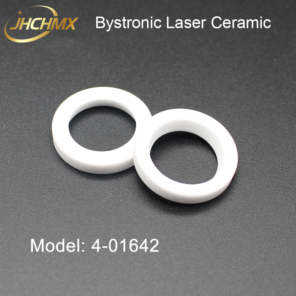JHCHMX 5pcs Bystronic Laser Ceramic HG10.433 4-01642 High Quality For Bystronic Laser Cutting Machine Fiber Laser Parts