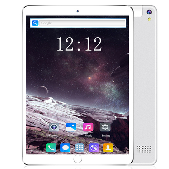 """2020 new 10.1 inch Tablet PC Android 8.0 10 Core RAM 6GB ROM 128GB Smart Phone Dual SIM card 3G 4G LTE WIFI GPS 10.1"""" Tablets"""