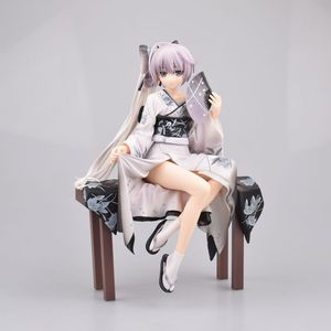Image 2 - Alphamax Yosuga no Sora Sora Kasugano Kimono Ver. PVC Action Figure Anime Figure Model Toys Sexy Girl Collectible Doll Gift