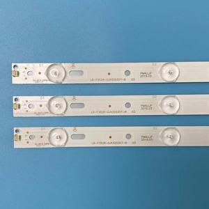 Image 2 - TV Beleuchtung Für Philips 32PHH4101/88 32PHH4200/88 32PHH4309/60 Led hintergrundbeleuchtung Bar Streifen Linie Herrscher GJ 2K15 d2P5 D307 V1 V1.1