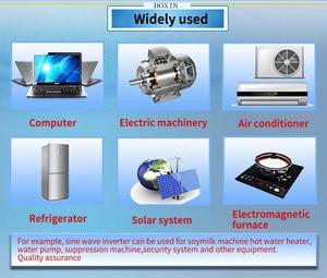 Image 5 - 5000W Nguyên Chất Sóng Sin Inverter DC12V/24V/36V/48V Để AC110V/AC220V 50Hz/60Hz Tăng Công Suất 10000W