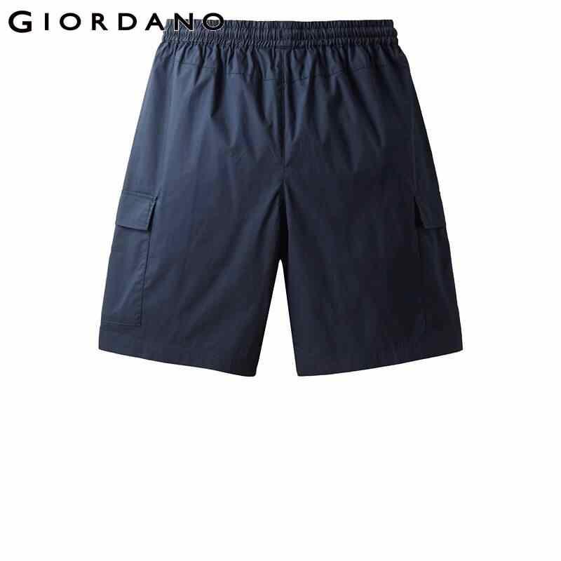 ג 'ורדנו גברים מכנסיים קצרים דק מהיר Qrying מטען מכנסיים אלסטיים החגורה Mutli כיס Soild קצר Masculino 01100330