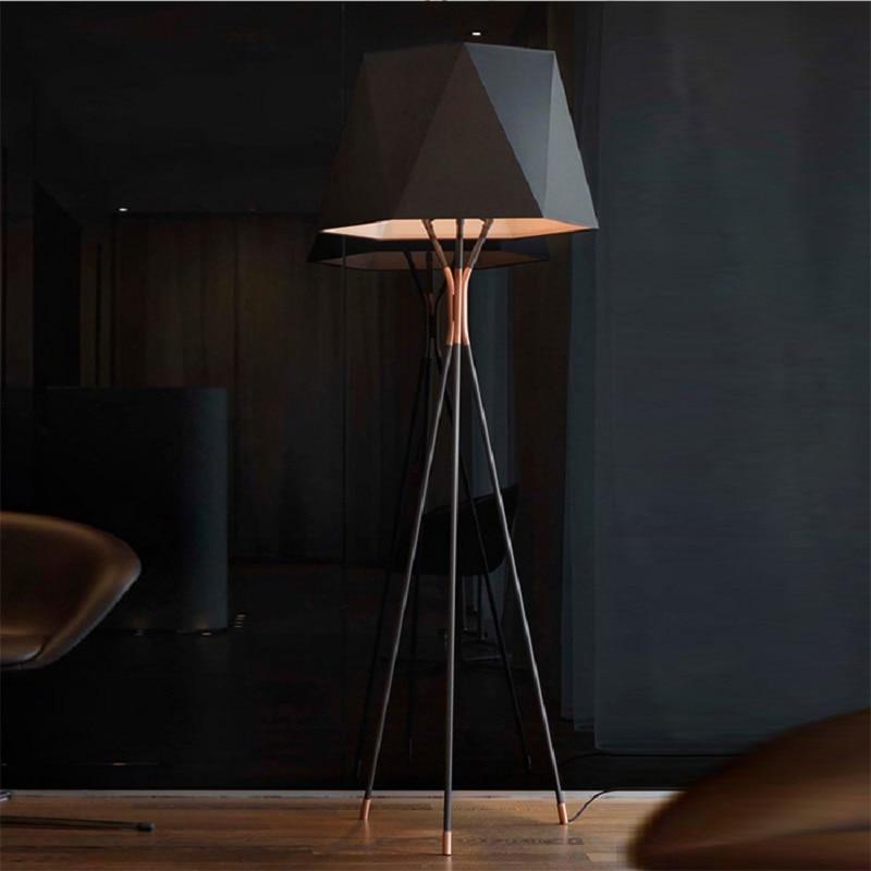 Американский стиль, простые и ретро торшеры, стоящая стенная лампа, светодиодные скандинавские Торшеры для гостиной, лампа Vloer