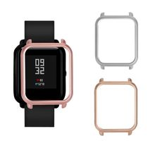 PC Case Protective Cover Protector Frame Shell Replacement for Huami Amazfit Bip Youth Smart Watch Accessories watch frame amazfit bip youth smart watch protector case slim colorful frame pc case cover protect shell for xiaomi huami