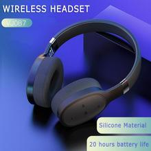 Bluetooth 5.0 Headphones Headset Fashionable Wireless Stereo