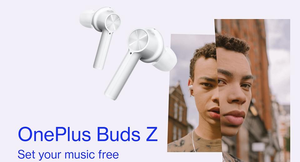 OnePlus Buds Z Wireless Earbuds 5