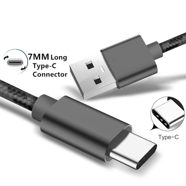 USB C 3.1 Cable Type-C Cable for Huawei P20 P10 lite Fast Charger Data Cable for Samsung S9 S8 Xiaomi mi9 mi 9 image