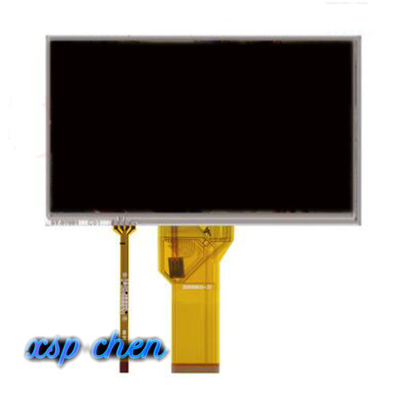 5mm Nieuwe 7 Inch Lcd-scherm At070tn90 At070tn92 At070tn94 Geven Touch Screen Voor Auto Dvd Gps