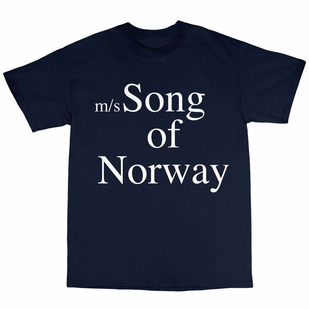 Song Of Norway As Worn By Bowie T-Shirt 100% Premium Cotton image