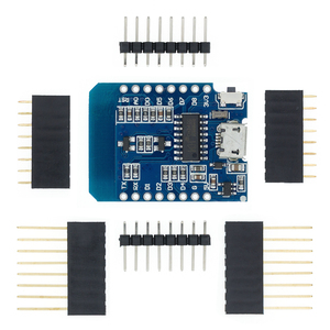 Image 2 - 10 Chiếc D1 Mini Mini NodeMcu 4M Byte Lua WIFI Của Sự Vật Ban Phát Triển Dựa ESP8266 WeMos