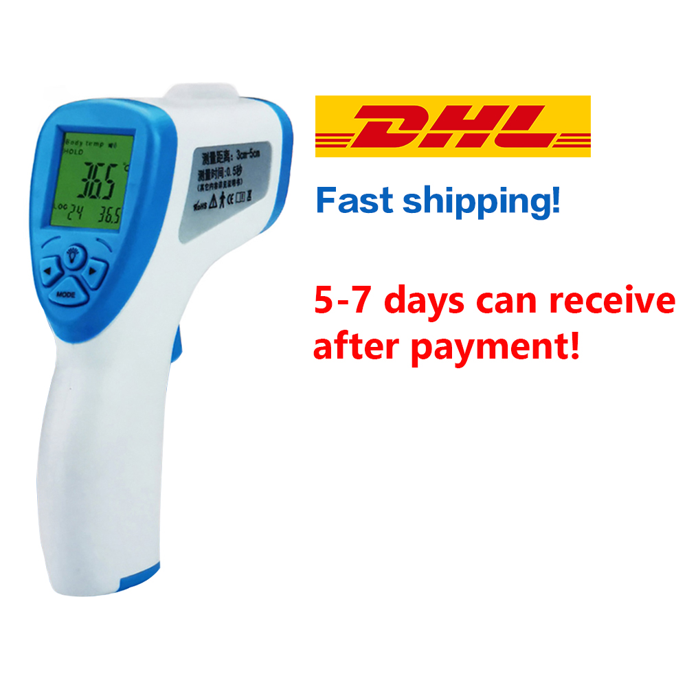 Forehead Fever Thermometer Infrared  Medical Termometro Digital Adulto Baby Thermometer