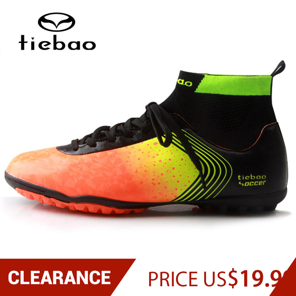 Clearance! TIEBAO Soccer Shoes Sneakers