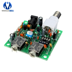 DIY Radio 40M CW Shortwave Short Wave TransmitterMicro Low Power Amplitude Telegraph QRP Pixie Kit Receiver 9A Battery 50 Ohm