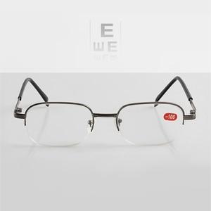Image 2 -  1.0 11  12  13  14  15  16 17  18  19  20 สูงDiopterสายตาสั้นแว่นตาผู้ชายผู้หญิงแว่นตาตามใบสั่งแพทย์สายตาสั้นF155