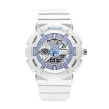 Julius электронные женские часы ins wind большой циферблат Единорог