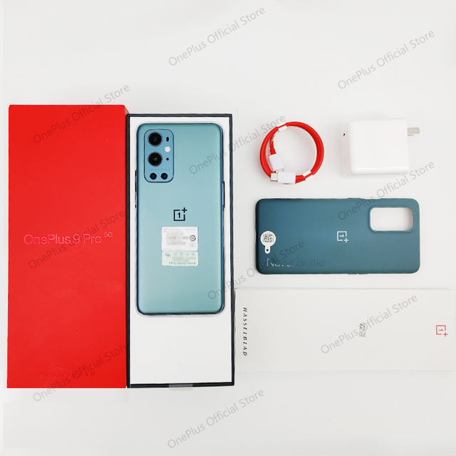 OnePlus 9 Pro 5G Smartphone 8GB 128GB Snapdragon 888 120Hz Fluid Display 2.0 Hasselblad 50MP Ultra-Wide OnePlus Official Store 4