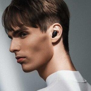 Image 4 - Original Xiaomi Redmi Airdots TWS Wireless Bluetooth Earphone Stereo Bass Bluetooth 5.0 With Mic Handsfree AI Control Headphones