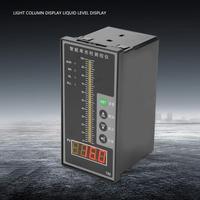 Intelligent Pressure Controller Light Column Display 4-20MA Level Transmitter Water Level Display Liquid Level Measuring Tools