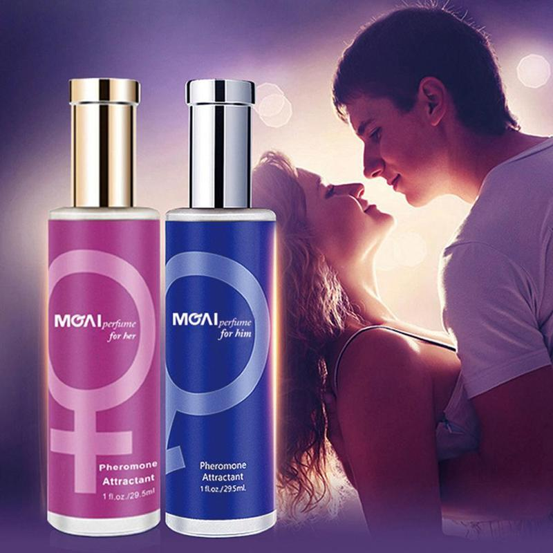 1pc Pheromone Perfumed Aphrodisiac For Men Body Spray Flirt Perfume Attract Women Scented Water Personal Magnetism Body Spray