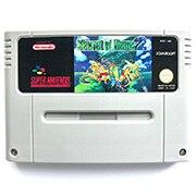 Seiken Densetsu 3 (Secret Of Mana II) 16bit Game Cartidge For Pal Console