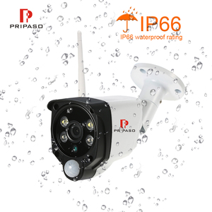 Image 2 - Pripaso 720P 1080P 풀 HD 인간의 탐지 PIR IP 카메라 와이파이 무선 네트워크 CCTV 비디오 감시 보안 카메라 ONVIF P2P