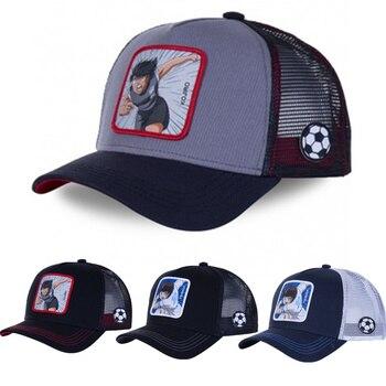 Casquette de Baseball en coton pour hommes et femmes, chapeau de camionneur, style Hip Hop 1