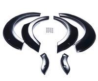 CITYCARAUTO ため ECOSPORT 車のスタイリング成形フェンダーフレアアクセサリー黒ガードマッドガードフィット ECOSPORT 車|スタイリング 成形|自動車 &バイク -