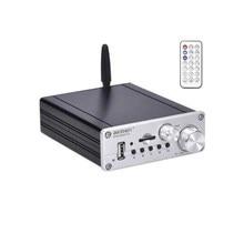 HIFI TPA3116 50W + 50W + 100W 2.1 채널 스테레오 오디오 서브 우퍼 Amplfiier Bluetooth 5.0 베이스 앰프 보드 홈 시어터 amplificador