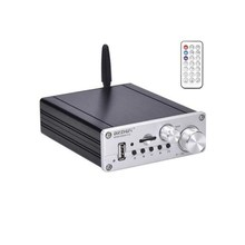 Hi Fi TPA3116 50 Вт + 50 Вт + 100 Вт 2,1 канальный стереозвук, сабвуфер, Bluetooth 5,0, усилитель басов, плата для домашнего кинотеатра