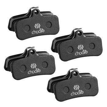 цена на Mtb Bike Brake Pads For SHIMANO XT M9020/M8020/Zee/Saint/M640/M800/M810/M820 Disc Brake Pads 4 Pairs